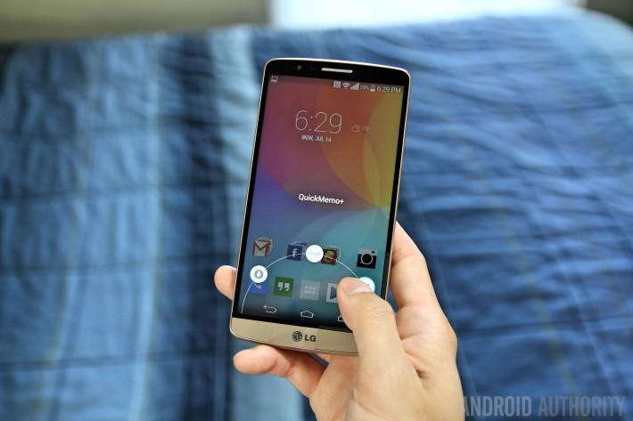 Как сделать скриншот экрана на телефоне lg spirit