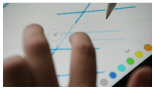"""6 tính năng trên iPad Pro sẽ khiến dân đồ hoạ """"chết mê"""" - 104518"""