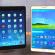So sánh thiết kế giữa iPad Mini 3 chính hãng và Galaxy Tab S 8.4