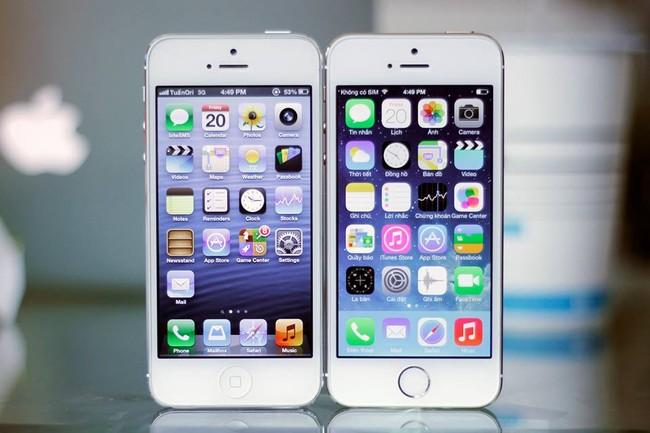 iphone 5 5s cũ gia rẻ