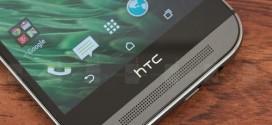 Vì sao cạnh dưới màn hình HTC M8 lại để dày đến như vậy ?