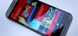 Làm thế nào để sửa lỗi chế độ xoay màn hình HTC M9 không hoạt động