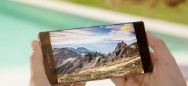 Sony xác nhận về công nghệ hoàn toàn mới trên màn hình Sony Z5 Premium