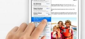 Lỗi ám hình trên màn hình iPad mini khiến nhà sản xuất gặp khó