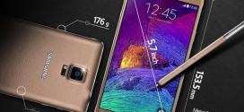 Công nghệ thay màn hình Samsung Note 4 chính hãng ở đâu tot? giá thay là bao nhiêu?