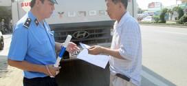 Xin phù hiệu xe cần chuẩn bị hồ sơ gì, lộ trình gắn phù hiệu xe tiến hành như thế nào?
