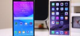 Những lý do nên chọn mua Galaxy Note 4 thay vì iPhone 6 Plus