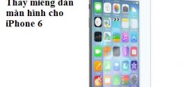 Cách sửa chữa iPhone 6 bị loạn cảm ứng tại nhà bạn cần biết