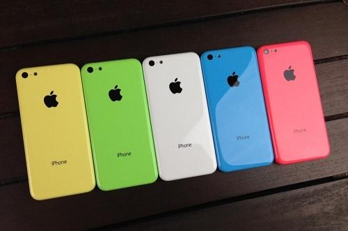 Nguyên nhân iPhone 5C bị người mua thờ ơ?