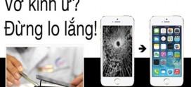 Sốc với gói bảo hiểm bao bể mặt kính smartphone tại 24hstore.vn