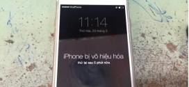 Sơ cứu lỗi iPhone 6 Plus không thể kết nối với iTunes