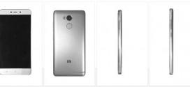 Rò rỉ hình ảnh concept Xiaomi Redmi Note 4 Pro thiết kế kim loại nguyên khối
