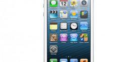 Phương pháp sửa lỗi iPhone 5, 5S bị mất loa trong