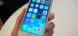 Fix lỗi iPhone 5 5s bị liệt cảm ứng nhanh chóng