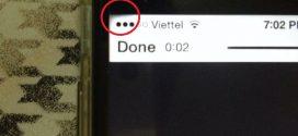 Màn hình iPhone bị đen 1 góc do đâu và cách giải quyết như thế nào?