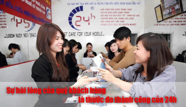 Dịch vụ chuyên thay màn hình, mặt kính LG G2 tốt nhất tại TPHCM