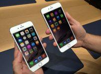 Kích thước màn hình lớn của iPhone 6 và iPhone 6 Plus
