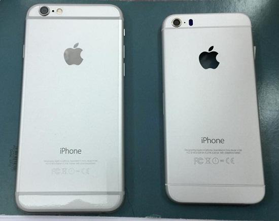 """iPhone 5, 5S sau khi được """"độ"""" nắp lưng, vỏ iPhone 6, 6 Plus."""