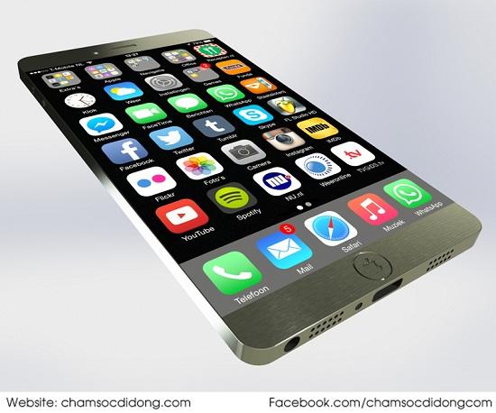 thay man hinh iphone 7 sapphire chinh hang
