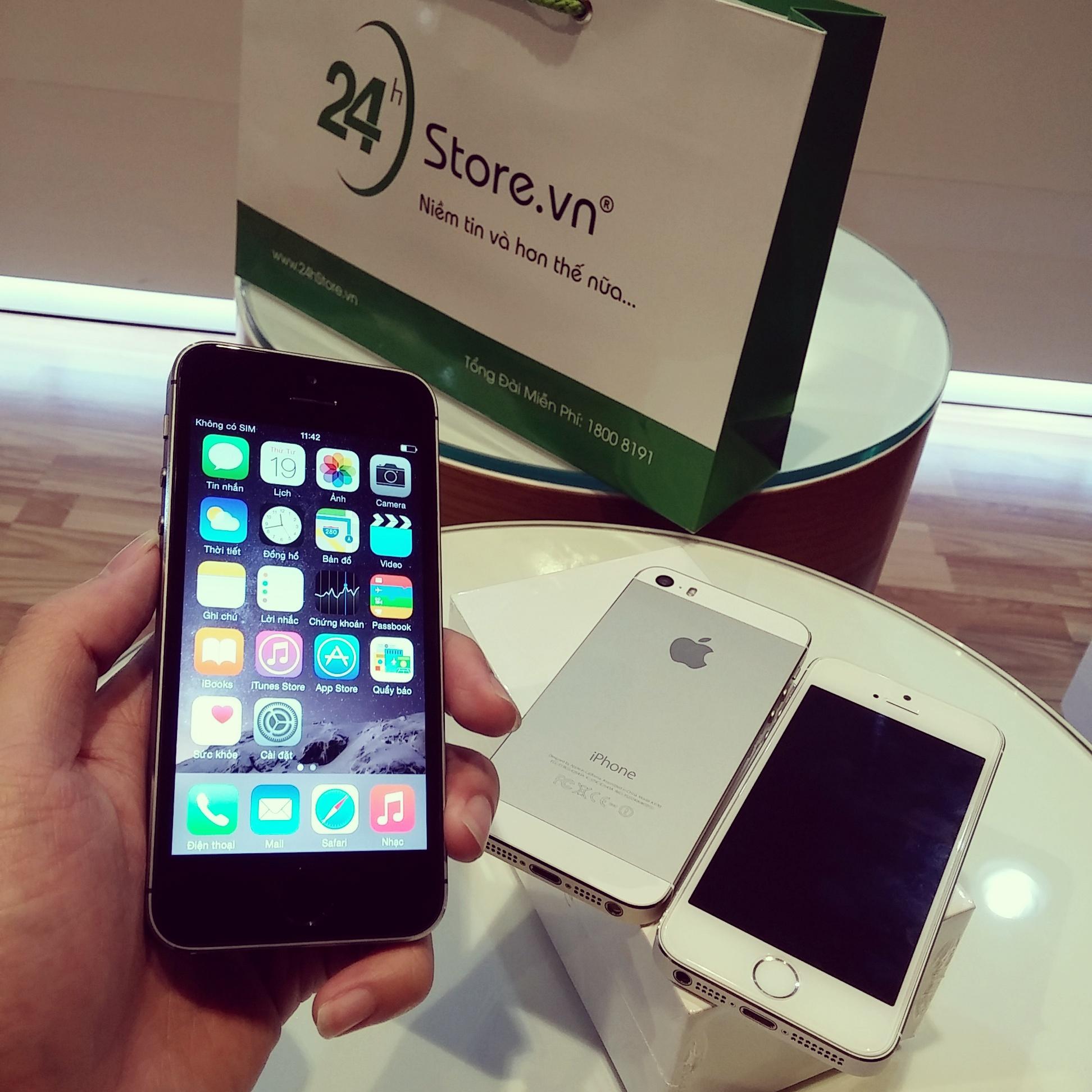 ban iphone 5s xach tay