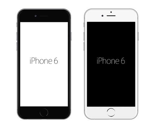 Màn hình iPhone 6 vẫn sử dụng mặt kính cường lực Gorilla Glass thay vì Sapphire.
