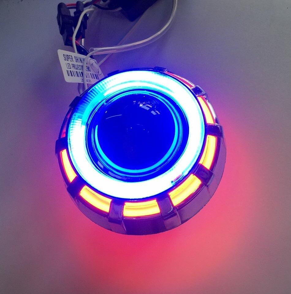 độ đèn gương cầu