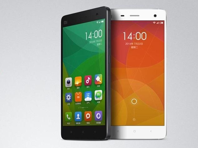 Xiaomi- Mi 4S