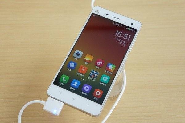 Kết quả hình ảnh cho điện thoại Xiaomi Mi 4.