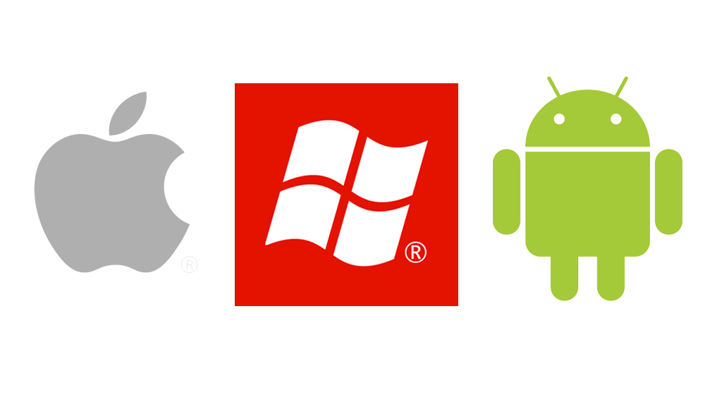 android-ios-windows-phone