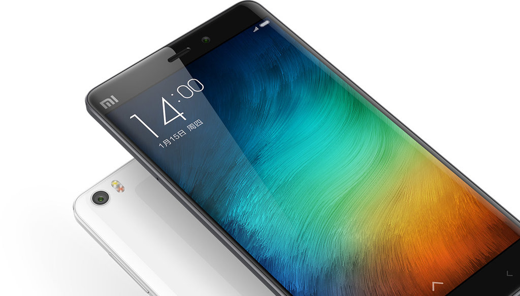 thay màn hình mặt kính Xiaomi Mi6
