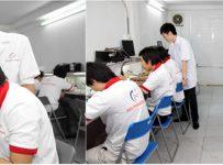 học nghề sửa chữa điện thoai