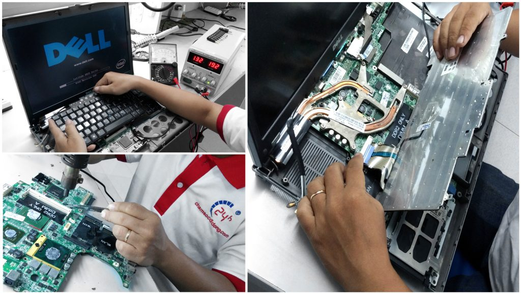 học sửa chữa laptop