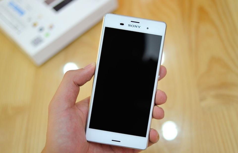 Dien Thoai Sony Z3 Khong Len Nguon Mo Man Hinh Khong Len 06