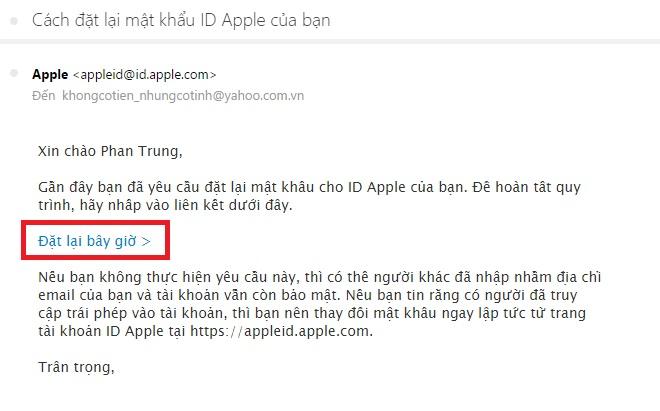Huong Dan Lay Lai Password Id Apple Khi Bi Mat 10