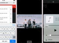Meo Huong Dan Nge Nhac Tren Youtube Trong Khi Van Tat Man Hinh Iphone 05