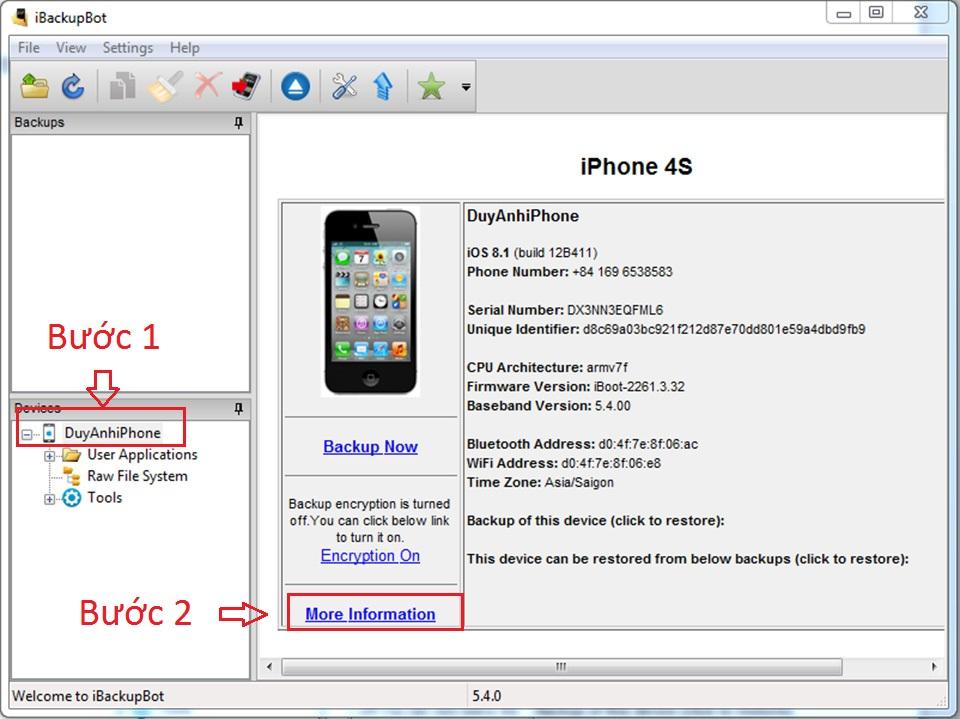kiểm tra độ chai pin của iPhone hình 2