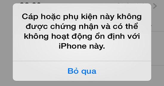 Nguyen Nhan Dien Thoai Iphone 6 6 Plus Khong Nhan Sac Va Cach Khac Phuc 02