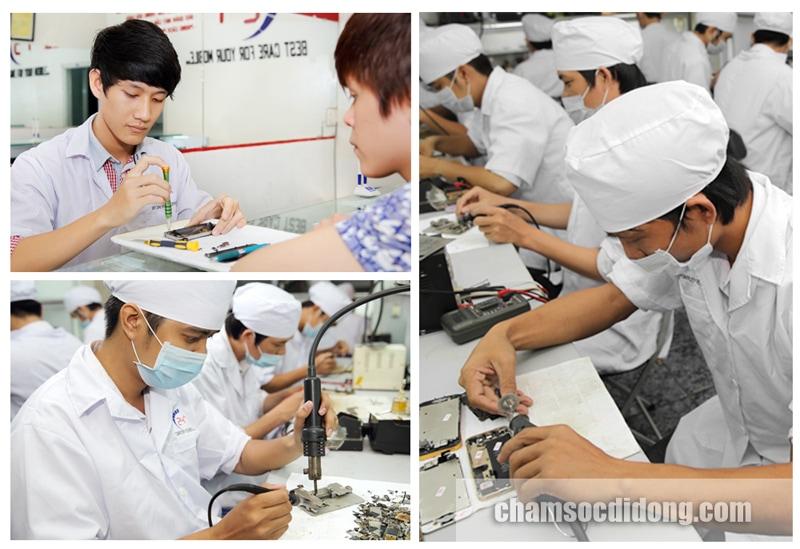 Nguyen Nhan Tinh Trang Samsung Note 5 Sac Khong Vo Pin 06