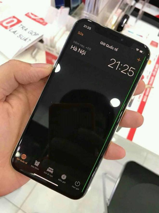 Phat Hien Iphone X Da Co Loi Soc Ma Hinh Tai Viet Nam 02