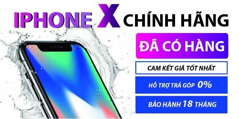 Sieu Pham Iphone X Da Chinh Thuc Co Hang Tai 24hstore Vn 01