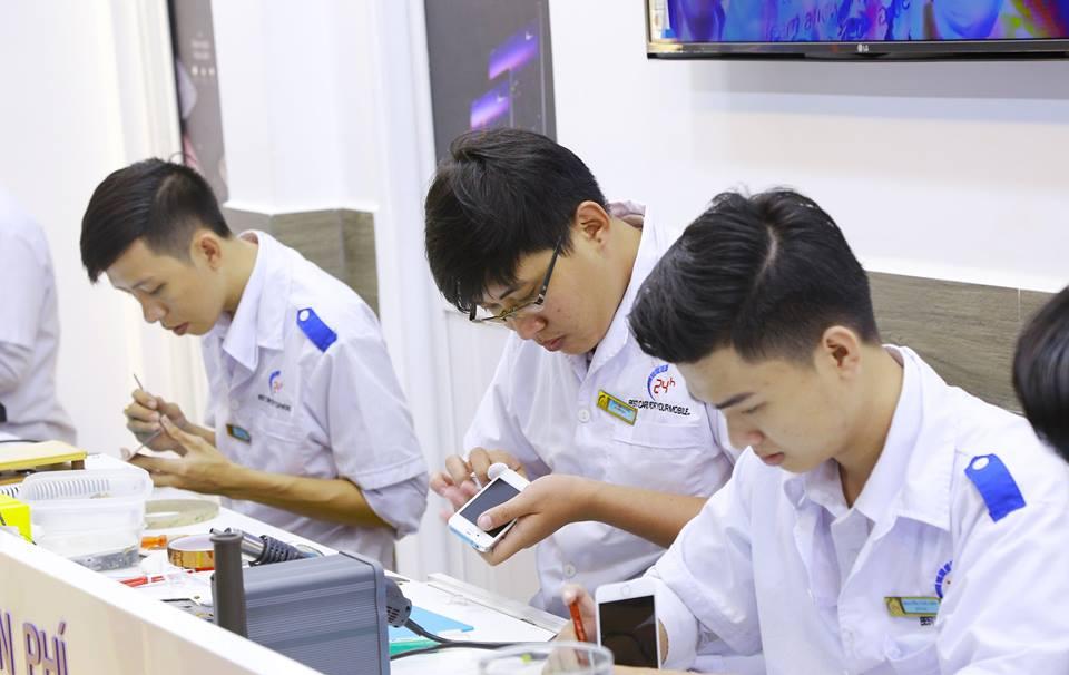 Tai Sao Samsung S8 S8 Plus Khong Len Nguon Mo Man Hinh Khong Len 04
