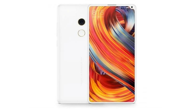 Xiaomi Mi Mix 2s Se Co Vien Man Hinh Nho Hon Nhieu So Voi Samsung Galaxy S9 01