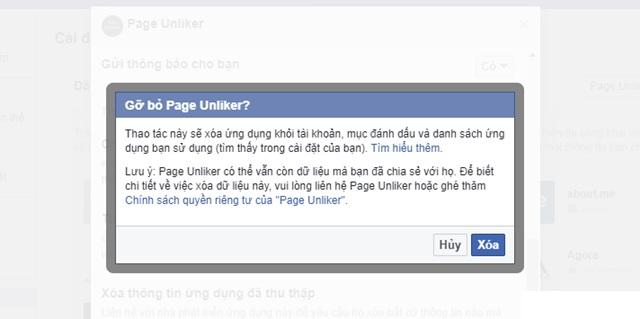 Cách xóa Fanpage Facebook nhằm đảm bảo an toàn thông tin tài khoản hình 8