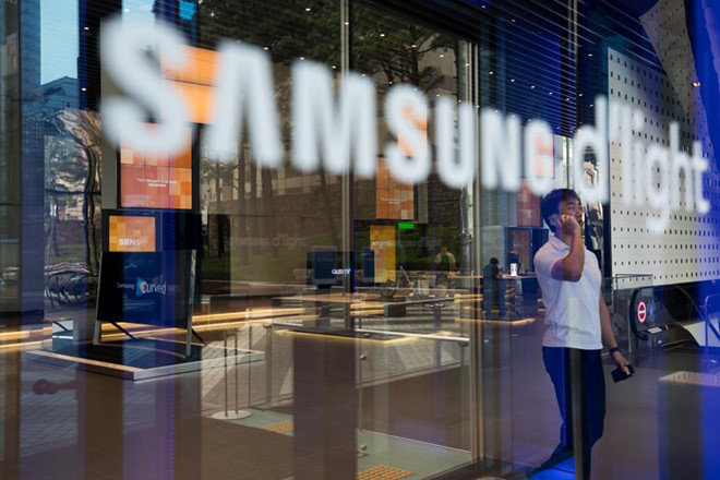 Doanh thu Samsung giam trong quy I 2018 do nhu cau man hinh giam hinh 1
