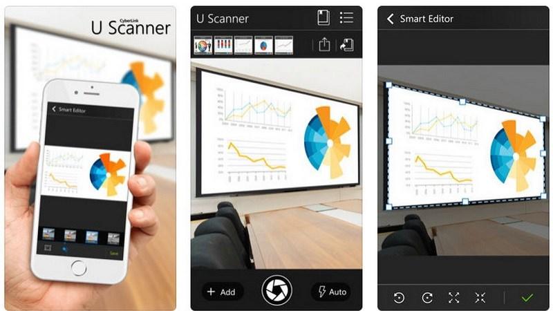 Cách scan tài liệu bằng iPhone và Android cực nhanh với U Scanner hình 2