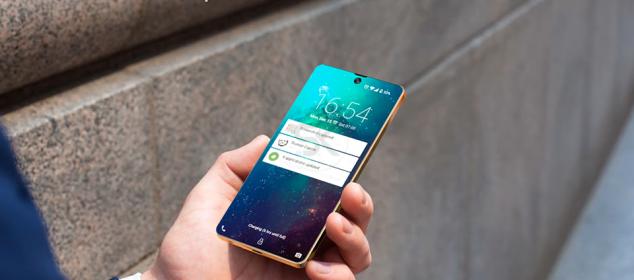 Lộ Diện Samsung Galaxy Zero,đối Thủ đáng Gườm Của IPhone X 1