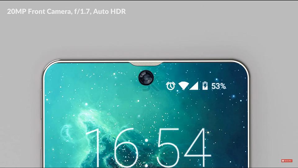 Lộ Diện Samsung Galaxy Zero,đối Thủ đáng Gườm Của IPhone X 3