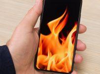 lỗi iPhone bị nóng 2