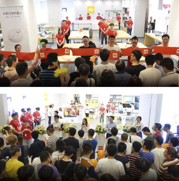 Xiaomi Mo Rong Quy Mo Voi 61 Cua Hang Mi Store Chi Trong 4 Ngay 04