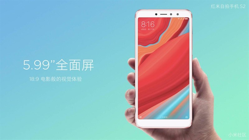 Xiaomi Redmi S2 Chinh Thuc Ra Mat Co Man Hinh 6 Inch Camera Kep Gia Binh Dan 02